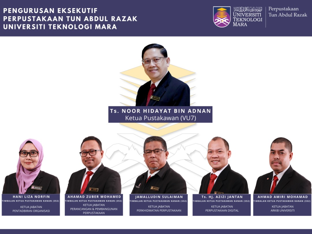 Executive Management PTAR