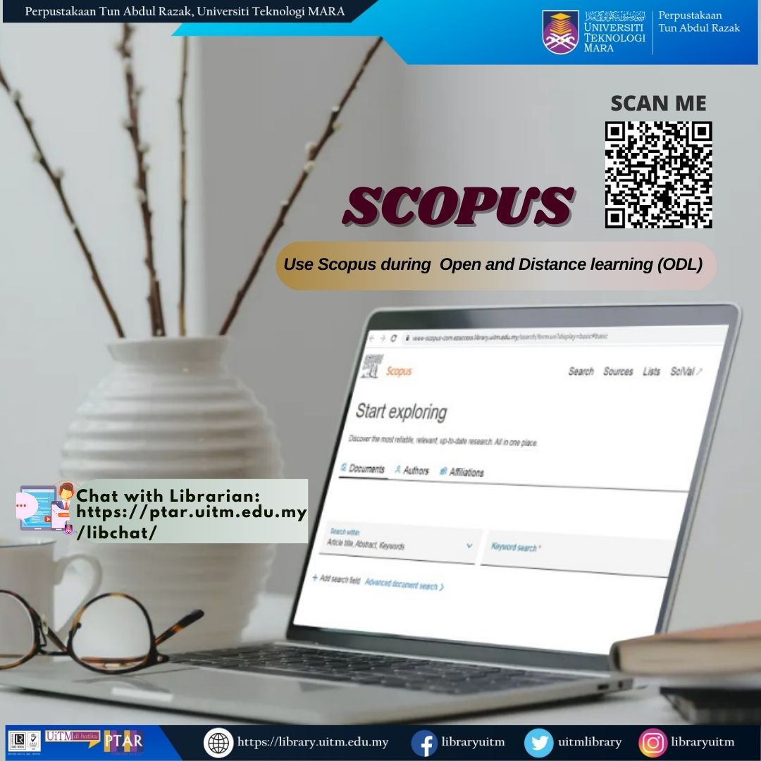 Discover Our eResources SCOPUS